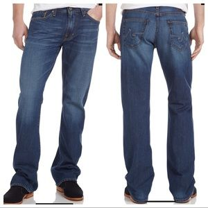 AG Hero 33 x 32 Relaxed Fit Straight Leg Jeans